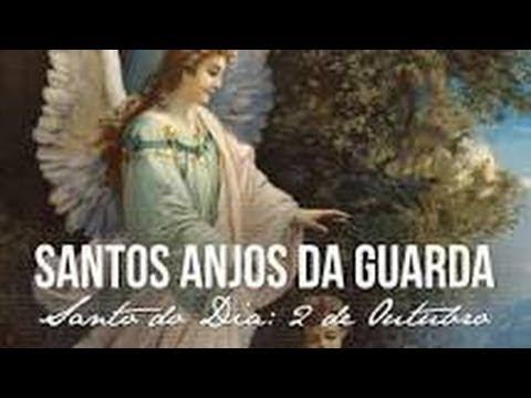 02 de Outubro - dia dos Santos Anjos da Guarda