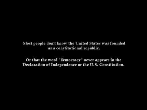 Democracy or Republic?
