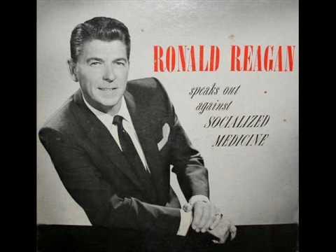 Ronald Reagan on Socialized Medicine