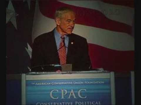 CPAC: Ron Paul People