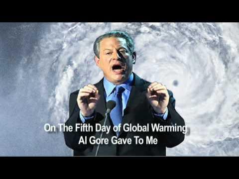 12 Days of Global Warming