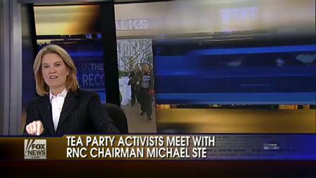 Tea Party Group Reaches Out - Video - FoxNews.com