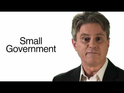 Bill Whittle - What We Believe, Part 1: Small Government