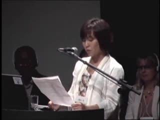 Global Greens 2008 - Kazumi Inamura (Japan)