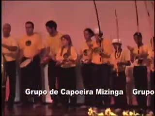 Global Greens 2008 - Grupo de Capoeira Mizinga