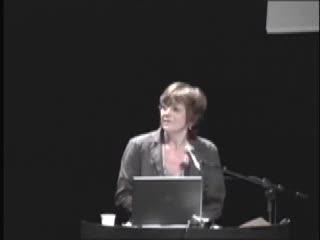 Global Greens 2008 - Isabelle Durant (Sénateur, Belgique)