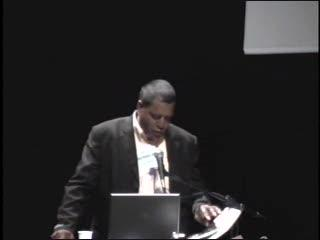 Global Greens 2008 - Desmond D'Sa (South Africa)