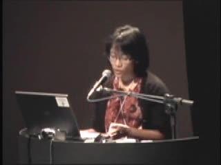 Global Greens 2008 - Adriana Sri Adhiati (Indonesia)