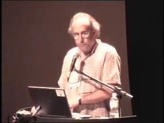 Global Greens 2008 - Bruce Gagnon (Maine, USA)