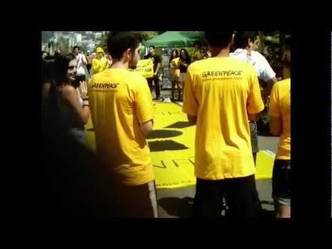 Global Fukushima Action Day 2012 - Rio de Janeiro