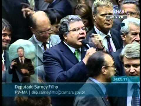 Sarney Filho responde à altura aos ruralistas raivosos