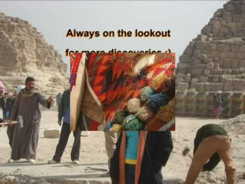 The Great Pyramids My Way