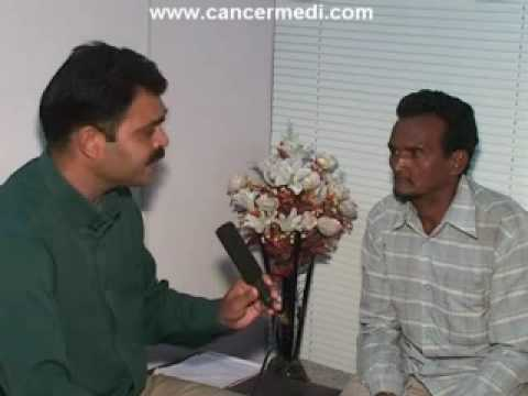 Cancer Patient from MAHARASHTRA cured at DNTCRC
