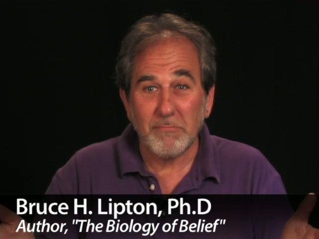 Bruce Lipton : Fractal Wisdom pt.2
