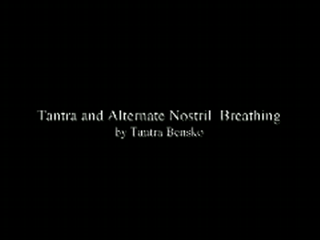 Alternate Nostril Breath