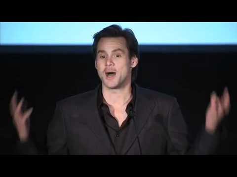 The Real Jim Carrey (Eckhart Tolle) :: INTENTION