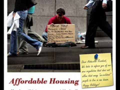 WAR Against Affordable Housing :: Asheville NC