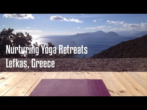 Nurturing Yoga Retreats Lefkas, Greece
