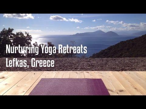 Nurturing Yoga Retreats Lefkas, Greece