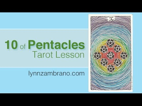 10 of Pentacles with Lynn Zambrano
