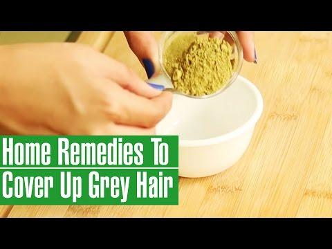 Grey Hair Treatment