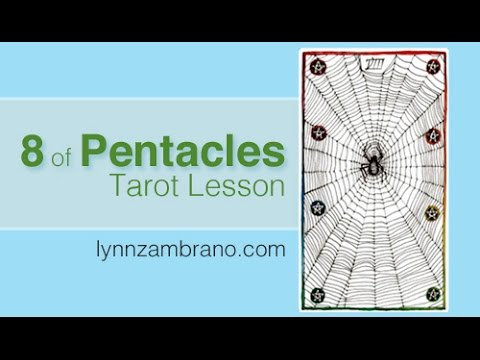 8 of Pentacles with Lynn Zambrano