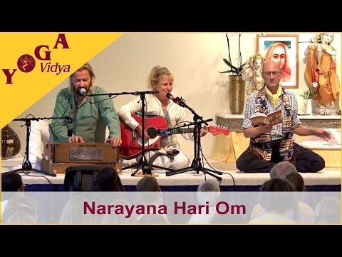 Narayana Hari Om chanted by Panduranga, Devaki und Satyam