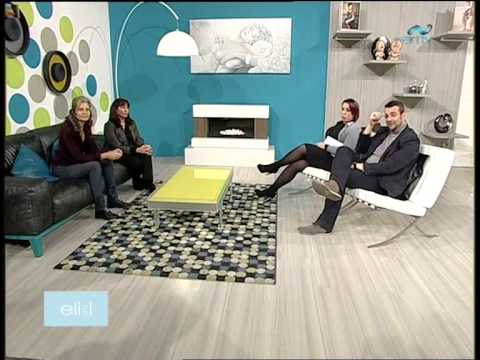 Yoga Science and Mindful Living Courses TV Interview with Author Nataša Pantović Nuit