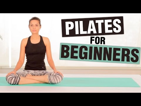 PILATES FOR BEGINNERS - 30 Minutes Workout At Home