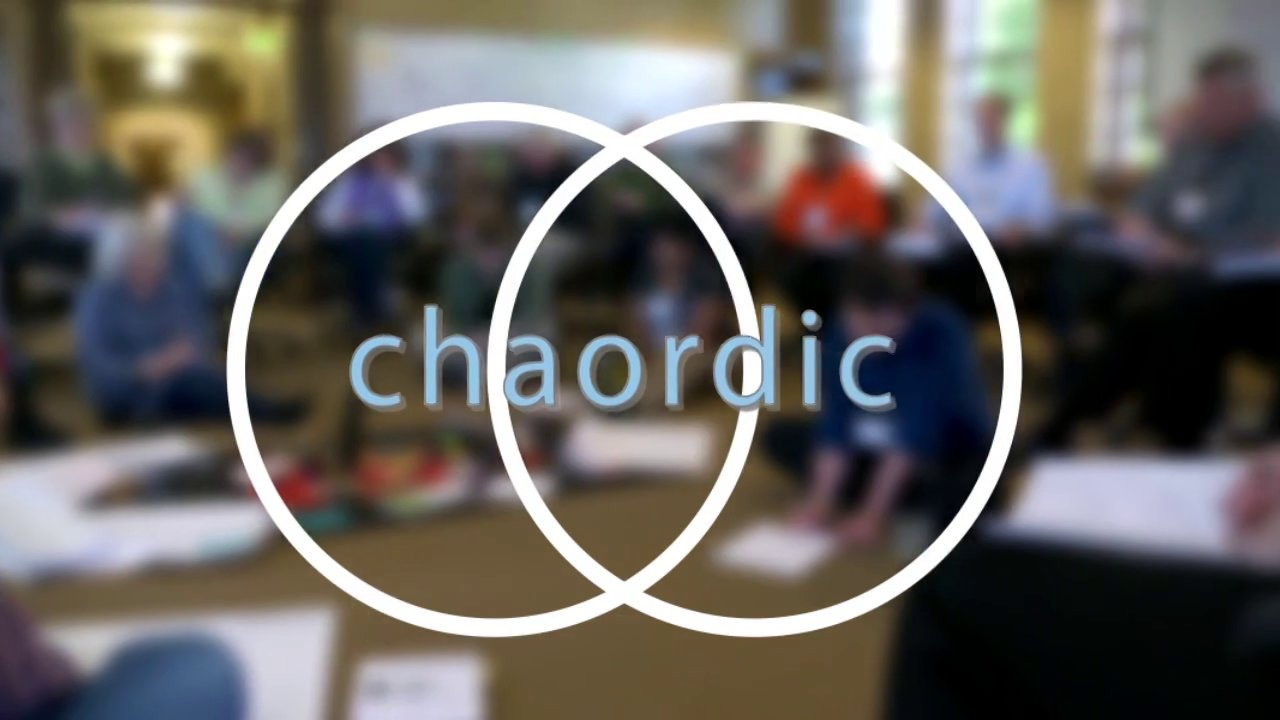 The Art of Hosting - Chaordic Stepping Stones