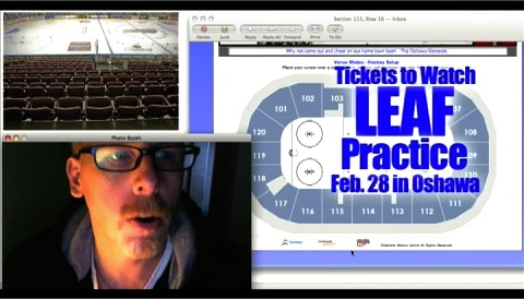 Tickets To Leaf Practice