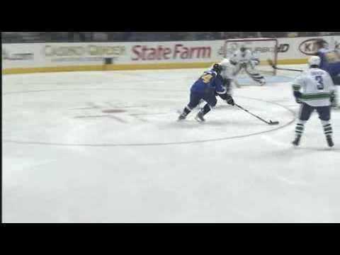 Goal of the Year 2009 - Tj Oshie