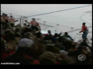 Ovetchkins greatest goal ever