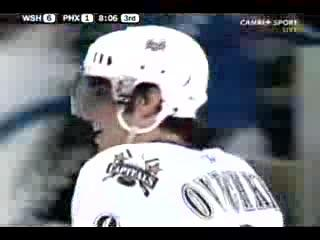Ovetchkins 2nd greatest goal ever