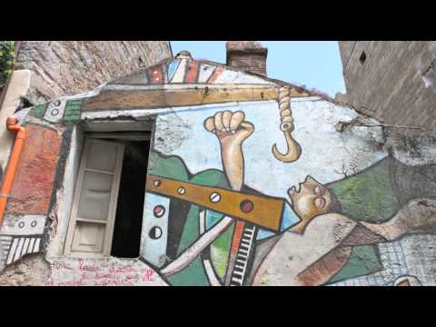 The Murals Of Orgosolo, Sardinia