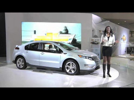 The Future of Fuels: The 2011 Auto Show