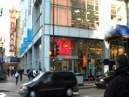 News Walgreens flagship store in Chicago