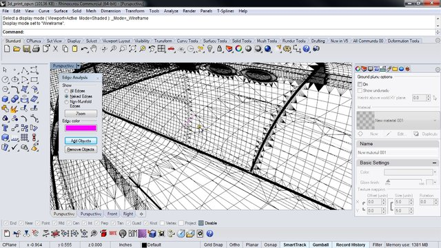 06 - Advanced Mesh Repair