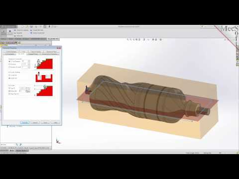 VisualCAM 2015 for SOLIDWORKS 4 Axis Milling Introduction