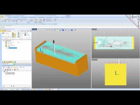 VisualCAM 2015 4 Axis Milling Introduction