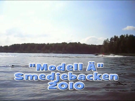 """MODELL Ä"" Smedjebacken 2010"