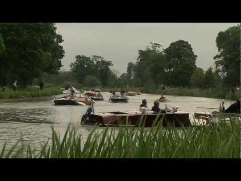 BÅTTOKIG: Fri Fart på Göta Kanal