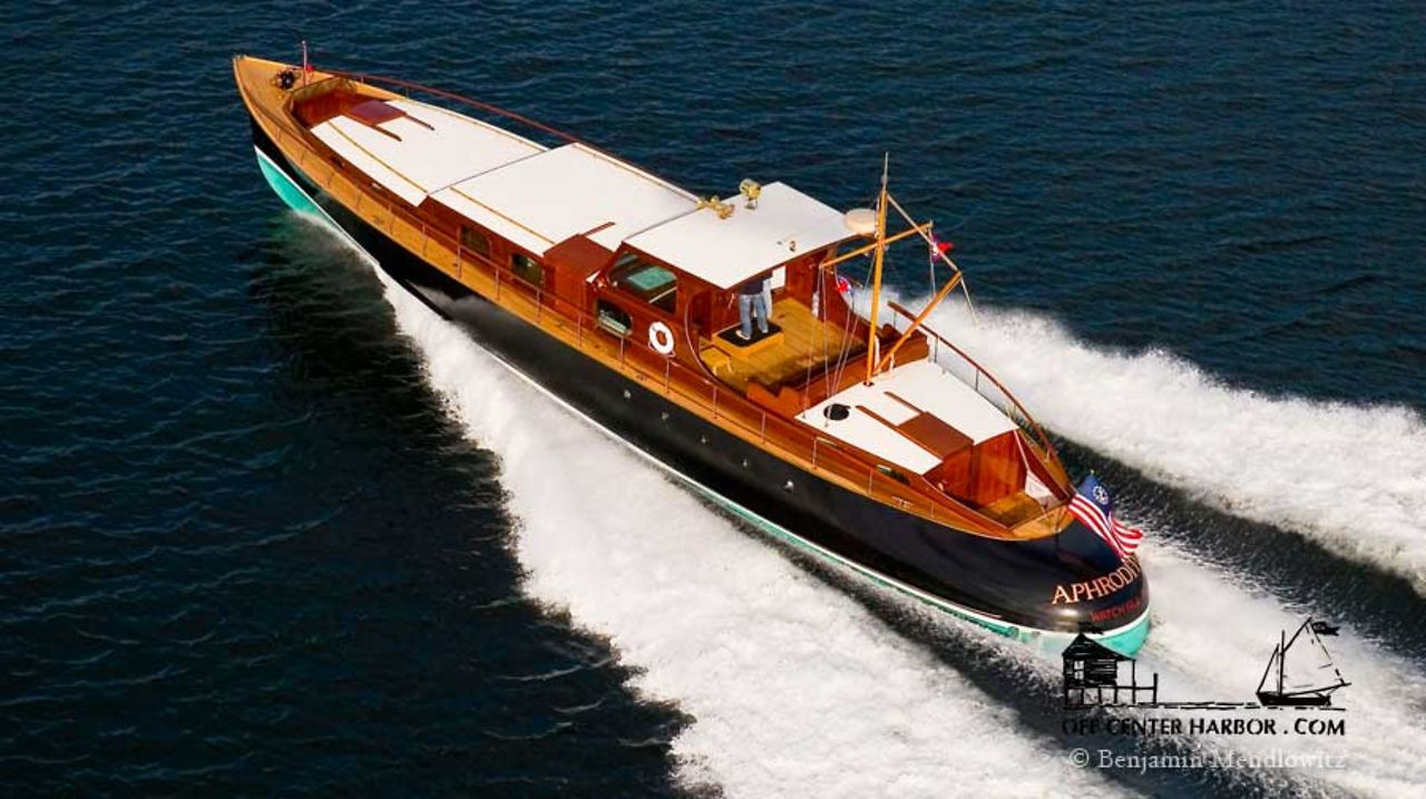Aboard A Legendary Commuter -- APHRODITE
