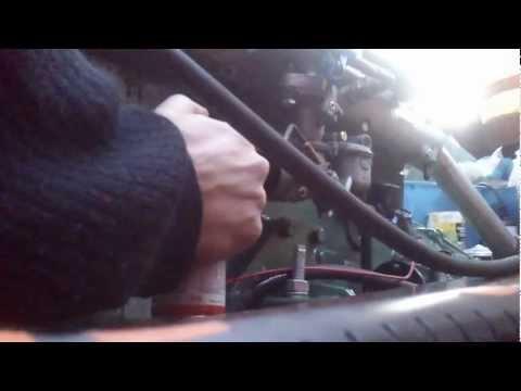 Marin Ford Zephyr går på startgas