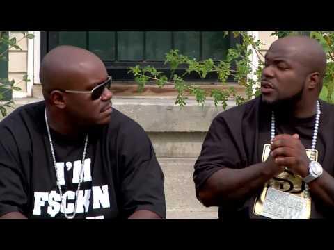 BLOOD RAW - Gangstaz Don't Live Dat Long (HD)
