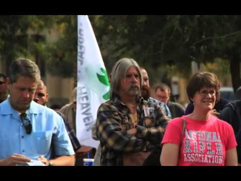 Stand Your Ground 2nd Amendment Rally 2014 - Phoenix, AZ