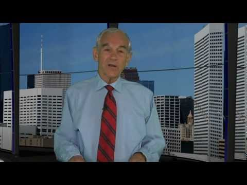 Crossroads with Van Presents Ron Paul Message to Supporters