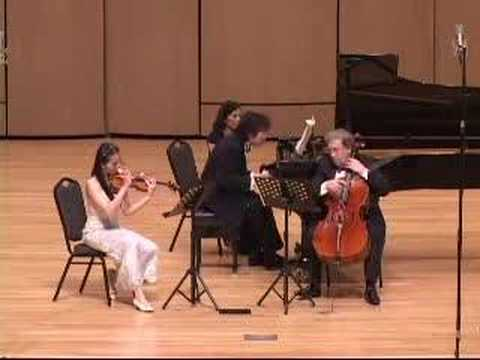 Piano Trio in A minor, Op.50 - 1. Pezzo elegiaco Part 1 of 3