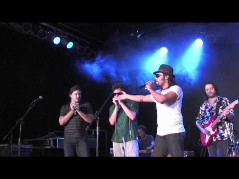 Banda Agua Suja com o Harmonica Trio