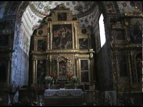 Proyecto de restauracion ex convento de Tlacochahuaya; oaxaca